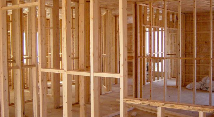 Homebuilders In Focus Following Toll Earnings, Ahead Of Housing Data