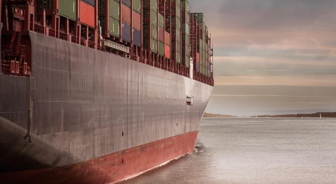 Port Report: Savannah's Share Of Container Imports Grows