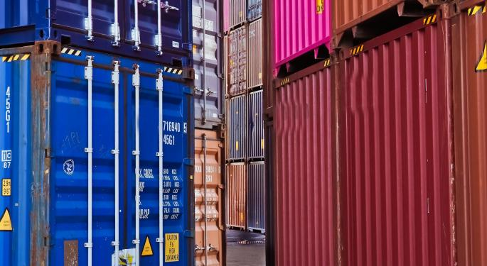 Down, Down, Down – Container Rates Are Down