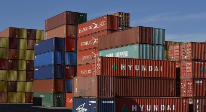 CAI International Reports Container Lease Revenue Increase