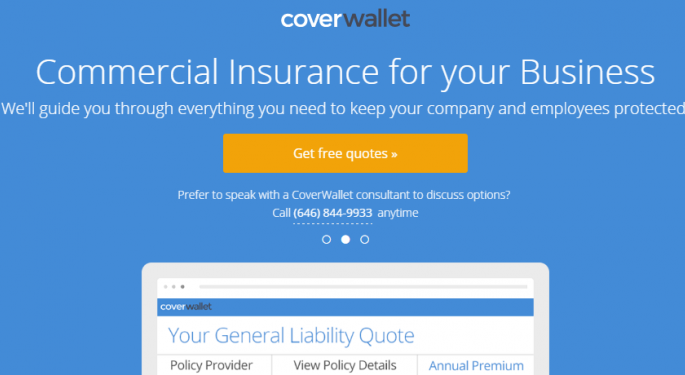 Streamlining Business Insurance Needs With CoverWallet