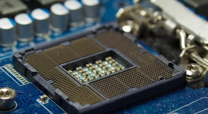 Intel Upgraded At Morgan Stanley On A Solid Quarter, Achievable Guidance