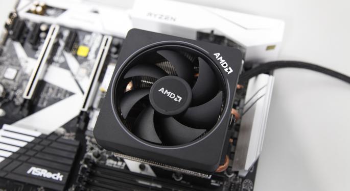 AMD Unveils 7nm CPU, GPU At 'Next Horizon' Event