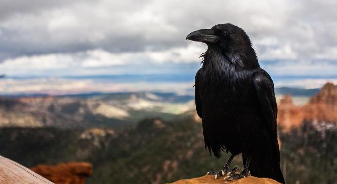 Quoth The Raven's Chris Irons Looks To Enforce Accuracy In Financial News