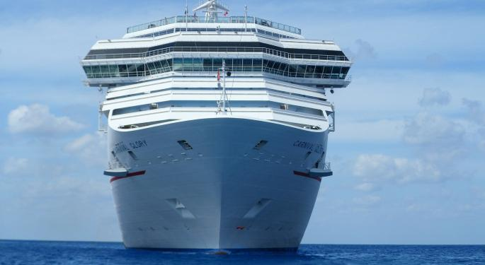 Carnival Gets Price Target Cut On Weak Continental Europe Demand