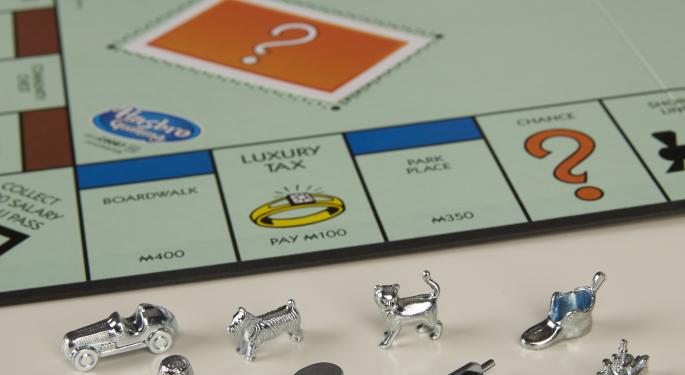 On This Day In Market History: The Parker Brothers Sell A Monopoly