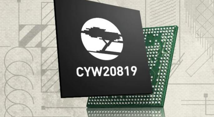 MKM: Cypress Semiconductor Has Repositioned Itself For Market-Leading Growth