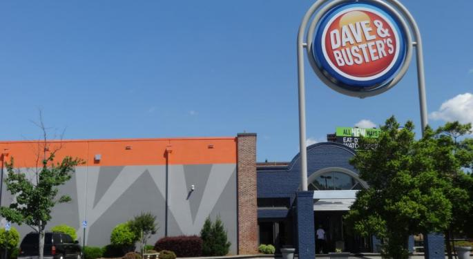 What To Do With Dave & Buster's Now?
