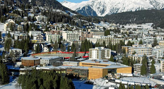 The Takeaway from Cannabis in Davos: 'Everyone Thinks The Ship Has Sailed and There's No Going Back'