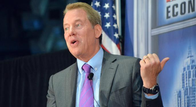 Bill Ford Says Detroit And Silicon Valley Are Frenemies, Thinks There's 'Lack Of Clarity' In Automaker Valuations