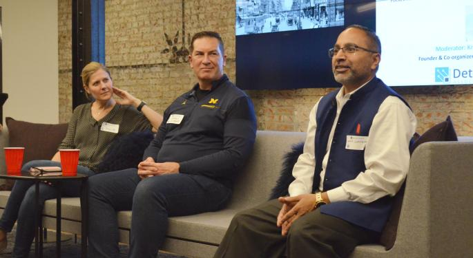 Detroit Fintech Academy Connects Motor City Students With Financial Literacy Education, Career Guidance