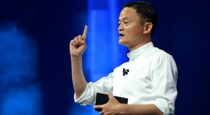 Jack Ma And UPS CEO David Abney On The China Opportunity