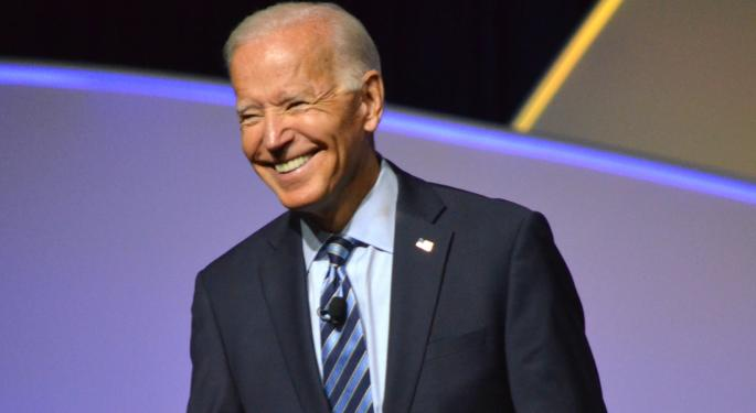 Cannabis Industry Reacts To Biden's 'Gateway Drug' Remark: 'Prohibition Is The Real Gateway'