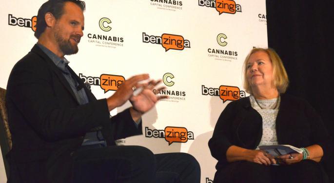 'Who Do You Help?' Acreage EVP Talks Cannabis As A Wellness Product