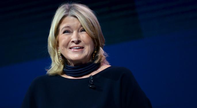Martha Stewart Joins Canopy Growth In Advisory Role To Develop CBD Product Line