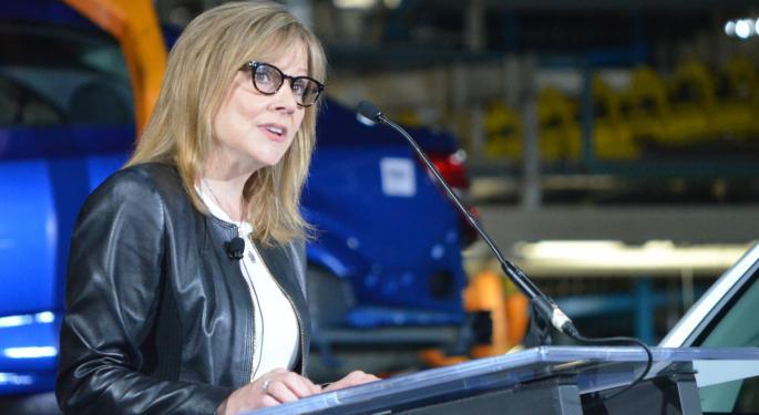 Barra Defends GM's Lordstown Sale