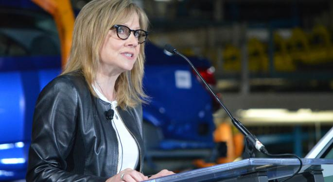 Trump Says GM Is Selling Lordstown Plant To Workhorse