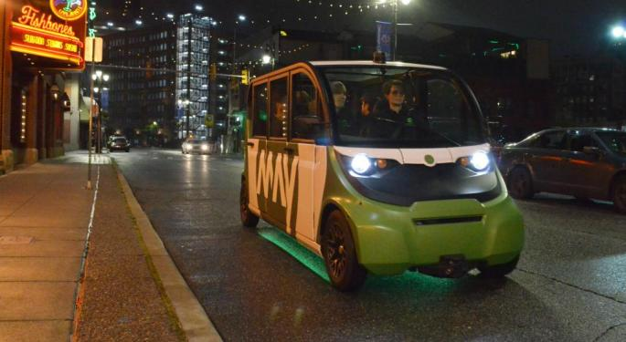 Toyota, BMW Invest In Ann Arbor-Based Autonomous Startup May Mobility