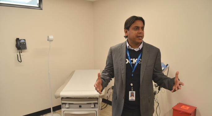 Quicken Loans Opens Detroit Health Care Facility For Employees: 'A Tremendous Benefit'