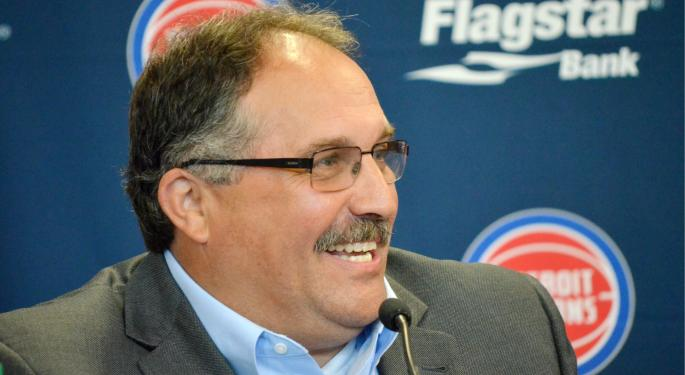 NBA Approves Detroit Pistons' Move Back To The City
