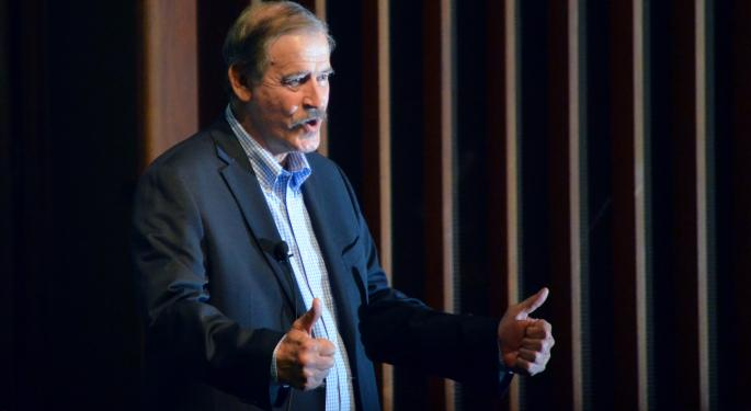 How Former Mexican President Vicente Fox, Khiron Life Sciences Are Building A Latin American Cannabis Juggernaut