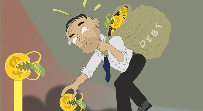 How Much Damage Is Debt Doing To America's Value?