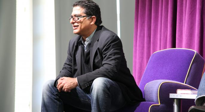 Spirituality And Investing: Deepak Chopra Joins The Watch List