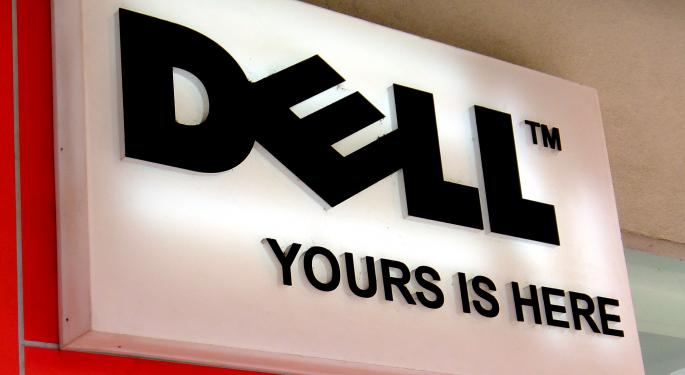 KeyBanc: Why Tax Reform Could Drive Rumored Dell-VMware Deal