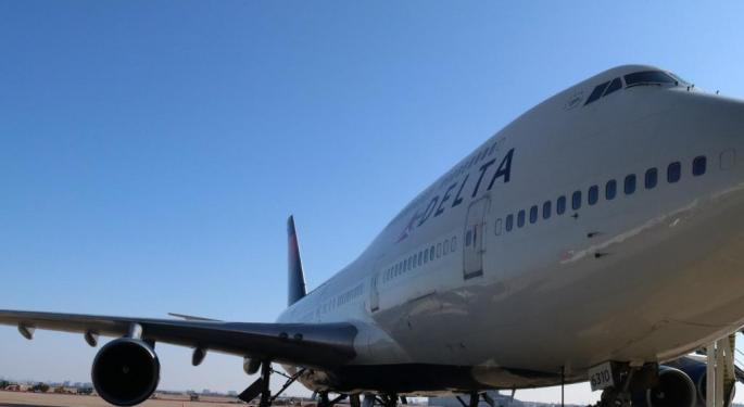 Delta Air Lines CEO: 'Great Start' To New Year
