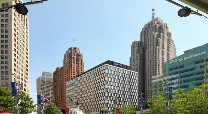 Real Estate Development In Detroit: 3 Projects Underway