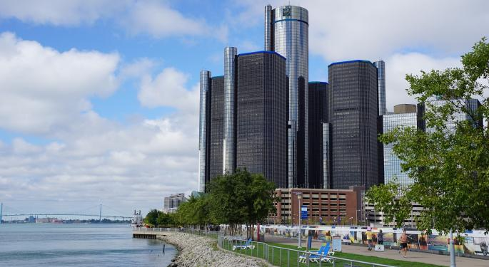 GM Says Auto Sales Down 5% Year-Over-Year, But Chevrolet Gaining Market Share