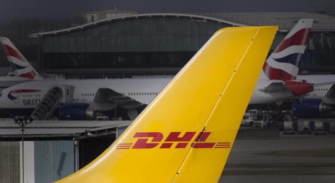 DP DHL On Track To Hit 2020 Targets As It Posts Solid 2018 Results