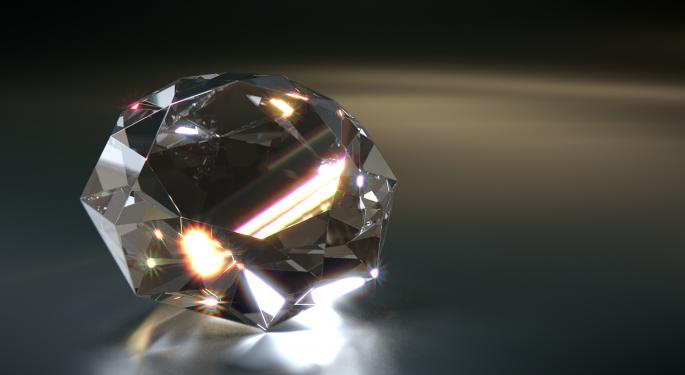 Signet Jewelers Higher On Q2 Earnings Beat, Guidance Raise