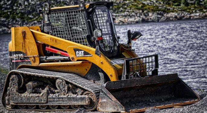 Checking In On The Global Economy With Caterpillar Earnings