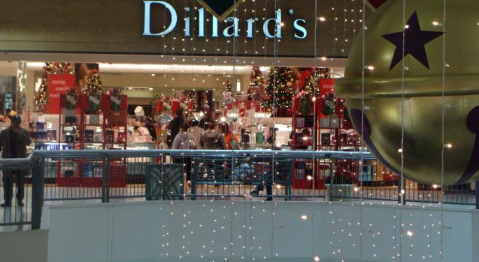 Once Again, Dillard's Targeted By Property-Focused Activist Investors