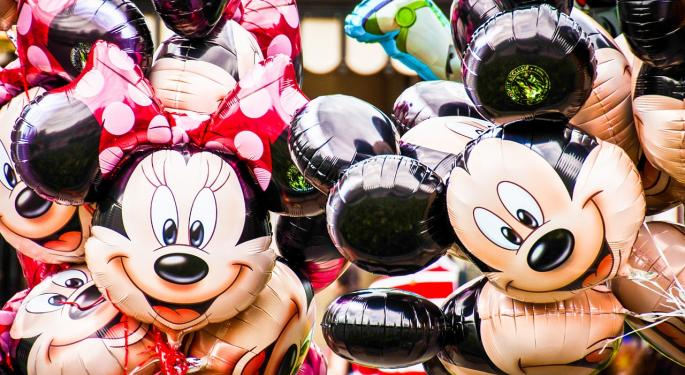 Disney Beats Street But Slides On TV Business
