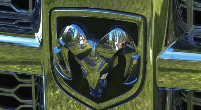 Fiat Chrysler Recalling 222,000 Ram ProMaster Delivery Vans