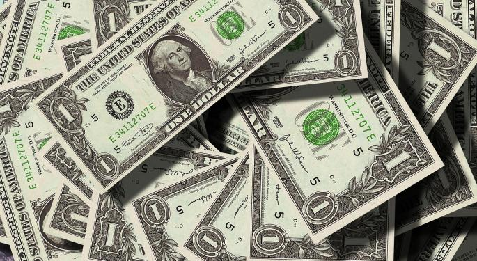 USD/JPY Forecast: Correcting Lower, But Near A Multi-Month High Of 110.21