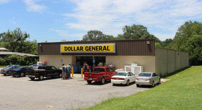 Oppenheimer Prefers Dollar General Over Dollar Tree, But Is Bullish On Both