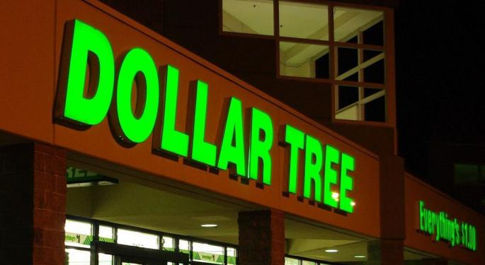 The Street Is Mixed After Dollar Tree's Q1