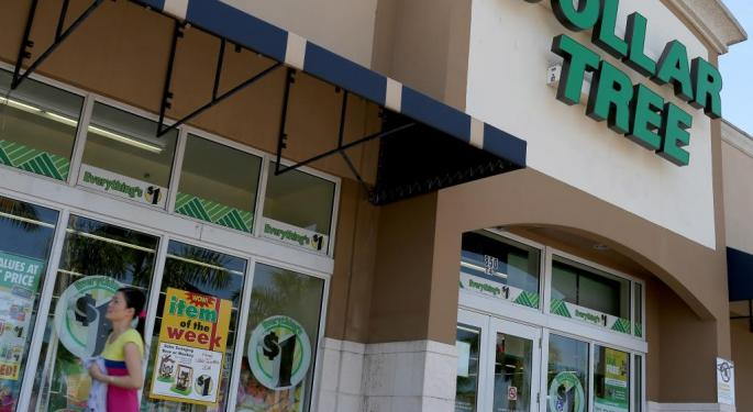 Dollar Tree Cut To Underperform At Credit Suisse, Family Dollar Acquisition Has Concerns