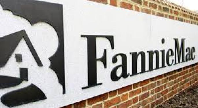 Fannie Mae And Freddie Mac Saw Massive Increases In Trading Volume In January