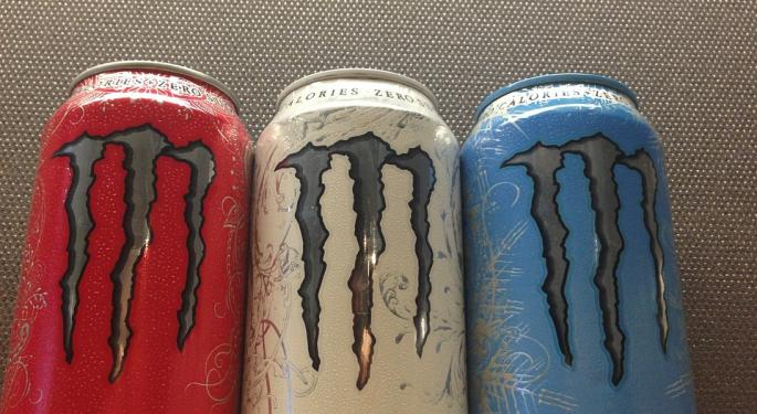 Cowen: Bang's Popularity Continues To Weigh On Monster Energy's Market Share