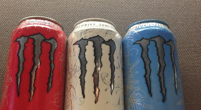 Lightning Round: Jim Cramer Weighs In On Monster Beverage, General Electric And More