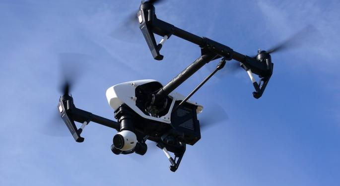 Drone Companies Are Teaming Up To Lobby Politicians And GoPro Is Involved