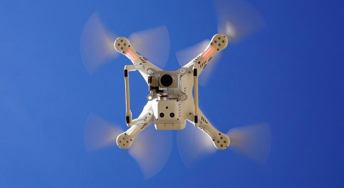 Tale Of Two Catalysts For Amazon: Better FAA Drone Regulations And Key Technical Level Smashed
