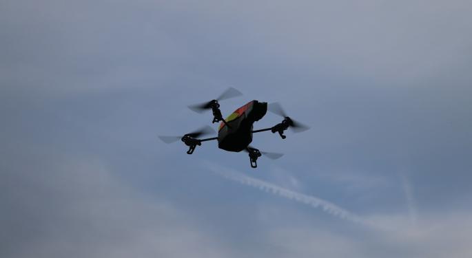 UPS Drone Unit Makes First Revenue Deliveries For CVS
