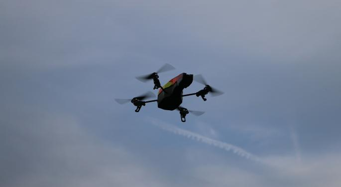 Today's pickup: Drone Deliveries For Good And Profit; Bad Day To Bring Beer