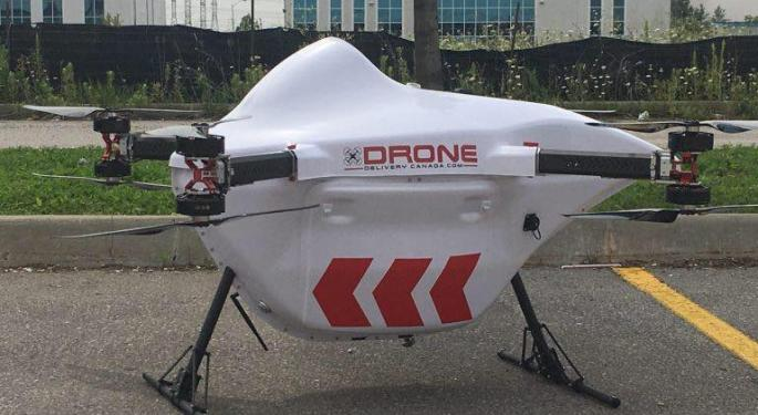 Maple Leaf Motoring: Drone Delivery Canada Reveals 1,500-Aircraft Operations Center