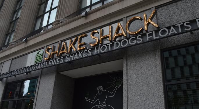 Shake Shack Heats Up On Q1 Sales Beat, Higher 2019 Guidance